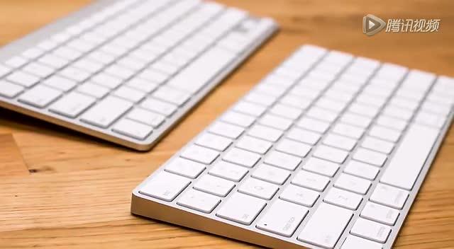 苹果全新magic外设:键盘,鼠标,触控板上手截图