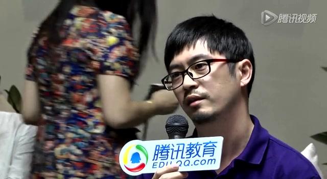 英孚青少儿英语网络市场副总监 :王林截图