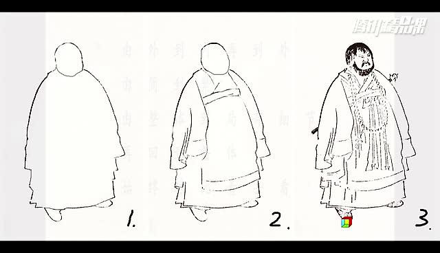 谷励儿童艺术:一年级造型试听课-认识水浒叶子