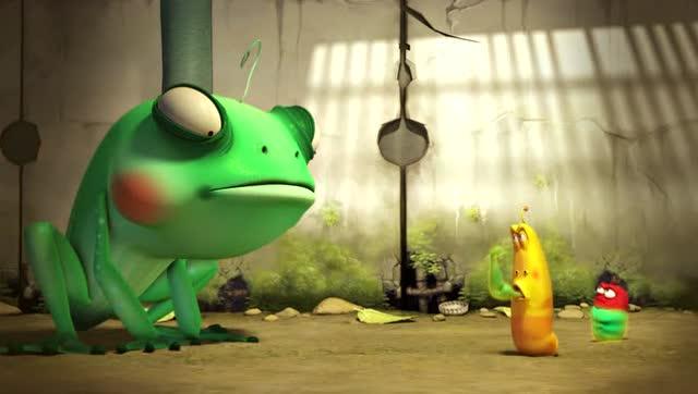 跳舞青蛙趴步骤图片