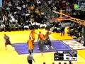 NBA2000赛季马布里十佳球:大风车平框,晃倒湖人双枪