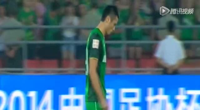 【点球集锦】国安点球3-5遭淘汰 龙队射飞洛维绝杀截图