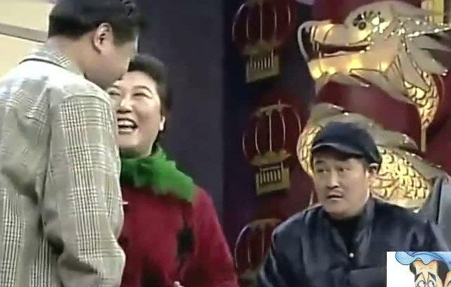 赵本山高秀敏范伟的经典小品《拜年》图片