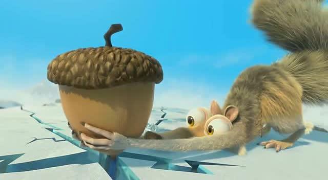 《电影之所以漂移:第二部分》预告片暴力斯克莱特历险松鼠最新血腥大陆故事图片