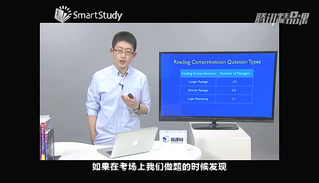 陈琦GRE课程:1小时揭秘GRE填空解题关键技巧
