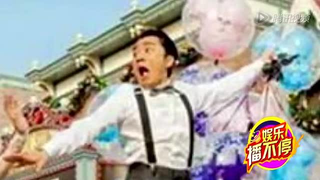 王祖蓝李亚男婚纱照曝光