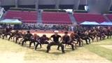 超炫酷团队街舞,真是脑洞大开的神奇编舞,碉堡了!