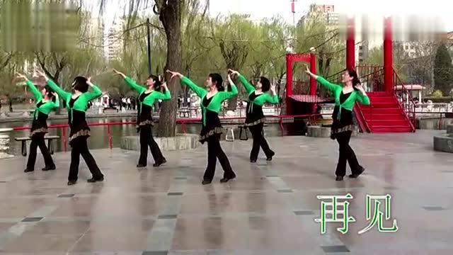 广场舞江南柳简谱
