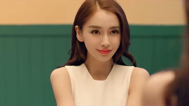 杨颖angelababy代言的陌森眼镜品牌高清无水印广告片欣赏
