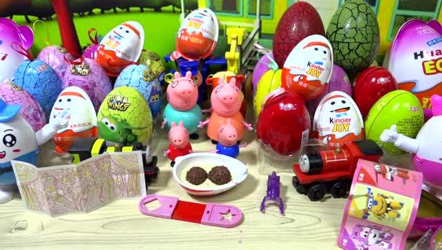 玩具视频 橡皮泥手工制作可爱贝壳 亲子游戏