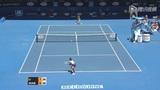 澳网第11比赛日李娜2-0莎娃 全场集锦