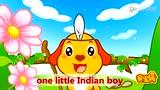 少儿歌曲 - 十个印第安男孩