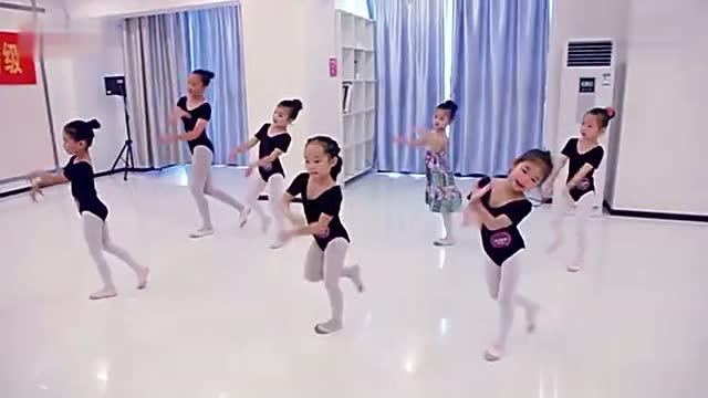 简单可爱幼儿舞
