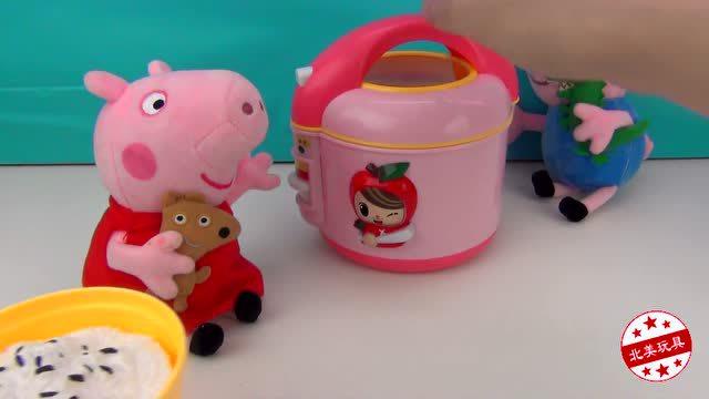 小猪佩奇视频视频变玩具游戏-腾讯厨房脱衣mm魔术图片