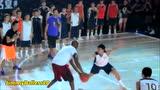 中国篮球少年轮番与科比单挑!偶像面前不怯场,你们已打出名堂!头像