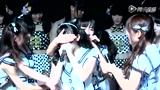 SNH48举行生日公演 姐妹情深 成员哭倒舞台