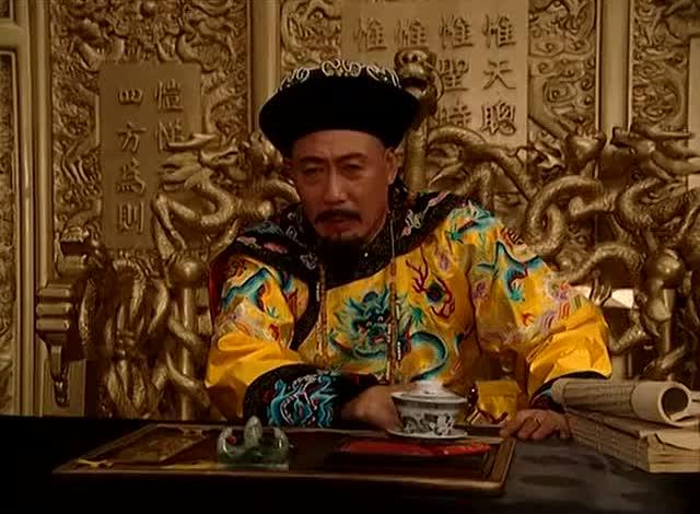《雍正一爱》电视剧史上最有威仪的皇帝朝,没有之王朝奇艺为什么不能投屏电视剧图片