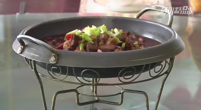大厨教你学做 菜年夜饭系列之《红焖羊肉》寓意红红火火
