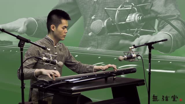 古琴笛子埙演奏《寒梅著花未》--蛋糕古琴-原芭比札记视频制作图片
