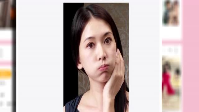 林志玲惊现割双眼皮疤痕 女神电眼居然不是纯.