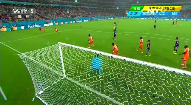 全场集锦:科特迪瓦2-1日本 2分钟2球逆转截图