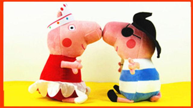 小猪佩奇动物城大冒险 混种暴龙 - 大雄的玩具世界