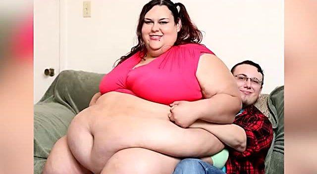 肥胖老女聊天视频_远离肥胖 珍爱生命!270斤胖女意外坐死男友
