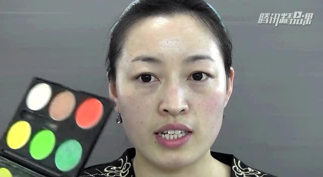 零基础在线自学生活妆 老师亲自示范化妆步骤 一小时学会化妆