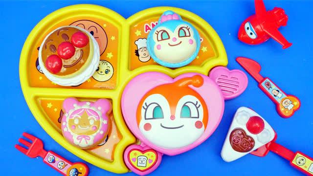 面包超人 便当早餐盒 迪士尼 玩具 细菌小子