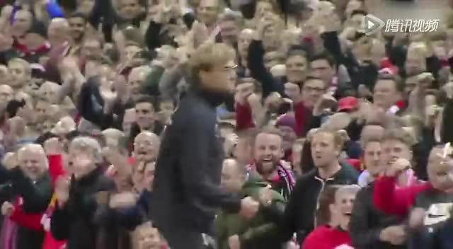 【集锦】利物浦1-0晋级第5轮 克洛普红军首胜截图