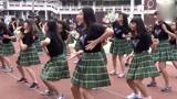 中学生创意舞蹈,这老师太有才了,学妹们看得好尴尬啊!
