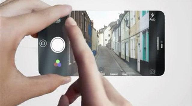 外形堪称梦幻 苹果iphone8概念设计
