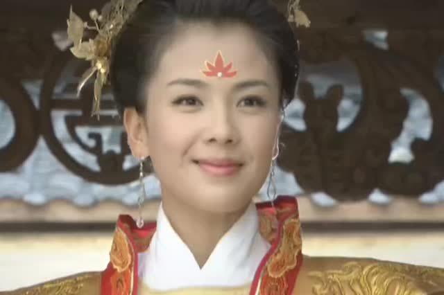 刘涛在妈祖的剧照