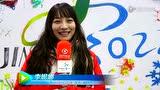 申冬奥大使李妮娜为北京申办冬奥会加油助威
