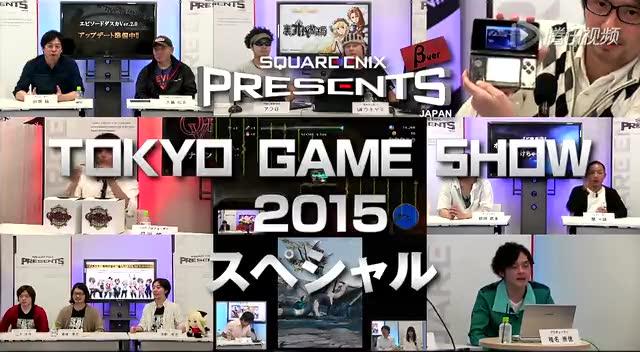 日本东京宣传片_史艾东京游戏展:宣传片暗示将有新作公布