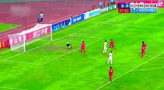 【集锦】国足3-0马代 于大宝梅开二度张琳芃建功截图