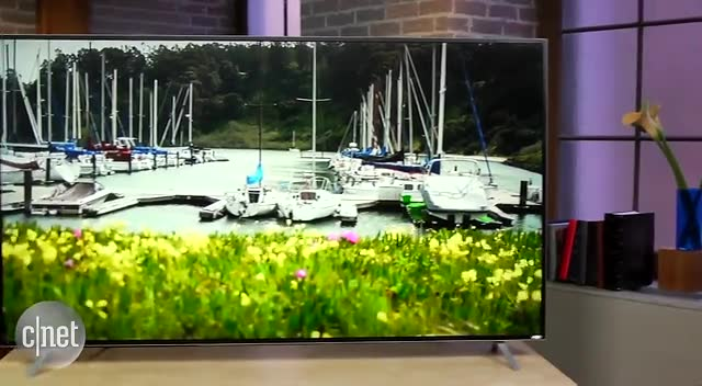 Vizio M系列4K电视上手截图