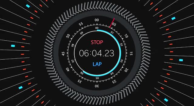 三星Gear S2智能手表发布会宣传片截图