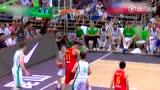 视频:男篮大胜爱尔兰 翟晓川17+12表现抢眼