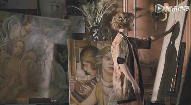 《丹麦女孩》小雀斑男扮女装娇艳动人截图
