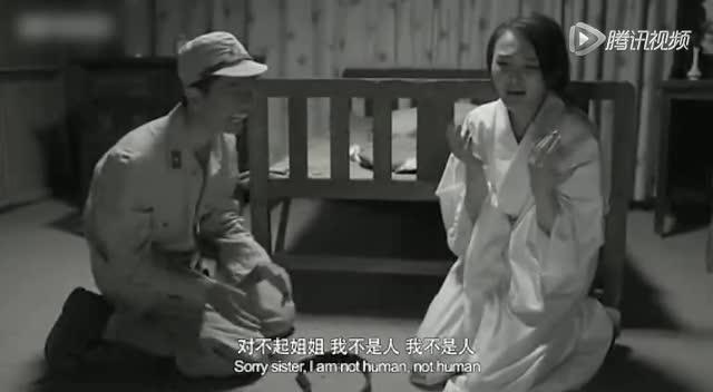 姐姐和弟弟乱伦_香港抗日神剧:乱伦后慰安妇姐姐认出日军弟弟