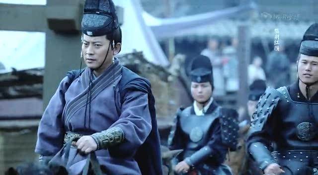 《琅琊榜》赤子之心版MV-胡歌演唱截图