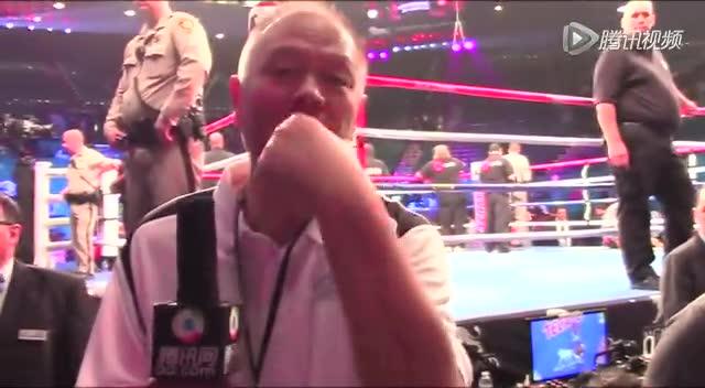 张卫平跨界点评拳击 解析梅威瑟获胜之匙截图