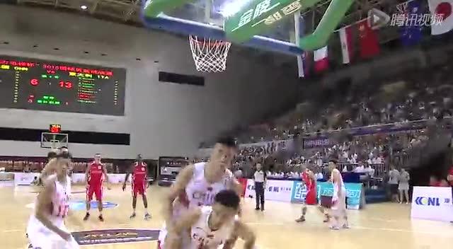 【集锦】国奥72-64意大利  郭艾伦18分三连胜小组第一截图