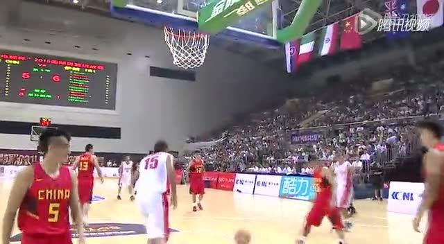 【集锦】国奥54-47伊朗 再胜伊朗勇夺八国赛冠军截图