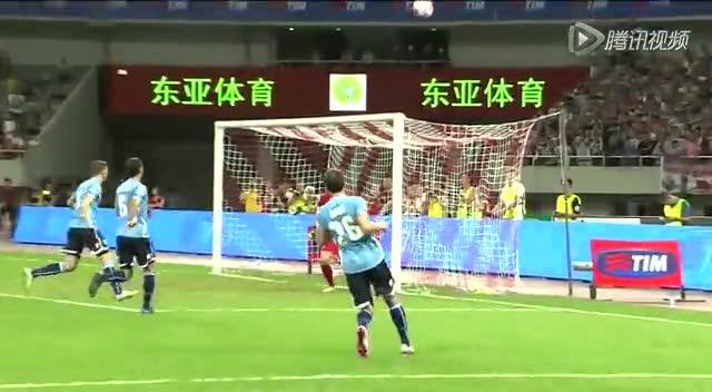 【集锦】尤文2-0拉齐奥 博格巴助攻两新援建功截图