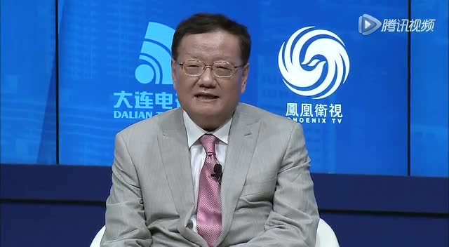 刘长乐:世界品牌榜中前100名没有中国截图