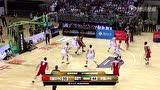 视频:郭艾伦弧顶分球 衡艺丰底角三分球命中