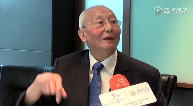 专访魏纪中:为中国体育做事是荣幸 北京申冬奥有优势截图