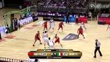 视频:可兰突破转身分球 朱彦西底角三分命中